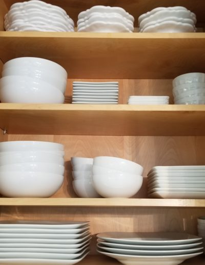 Kitchen Cabinet - Dishes